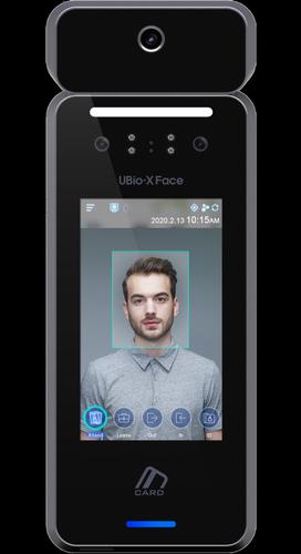 UBio X Face with Temperature Screening