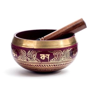 Crafted Singing Bowl
