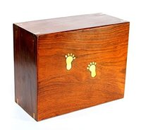 Remembrance Wooden Urn