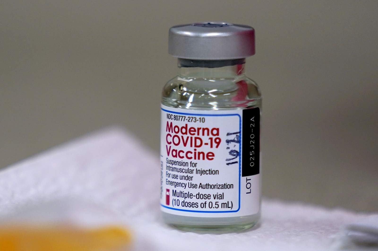 Modern COVID-19 Vaccine
