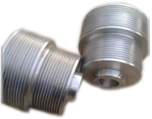 Poly V Belt Pulleys Multi-wedged Pulleys Pk