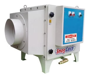 Electric Dust Collector Compact Electric Dust Collector for Machining Equipment