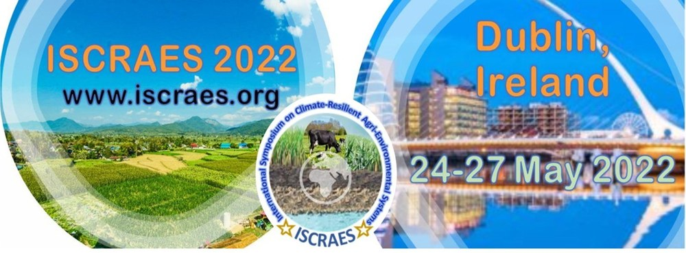The 2nd International Symposium on Climate-Resilient Agri-Environmental Systems (ISCRAES 2022)