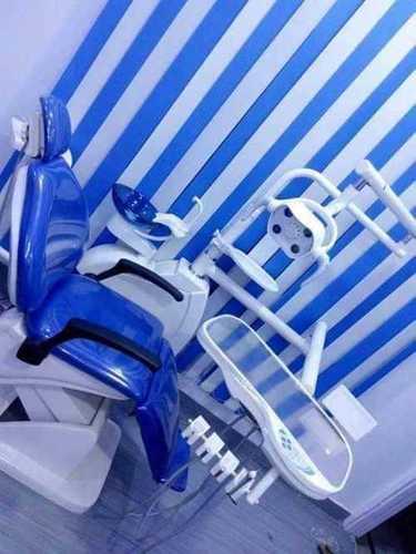 Foldable dental chair