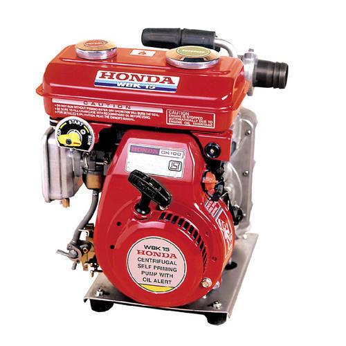 WBK15 Honda Water Pump Set