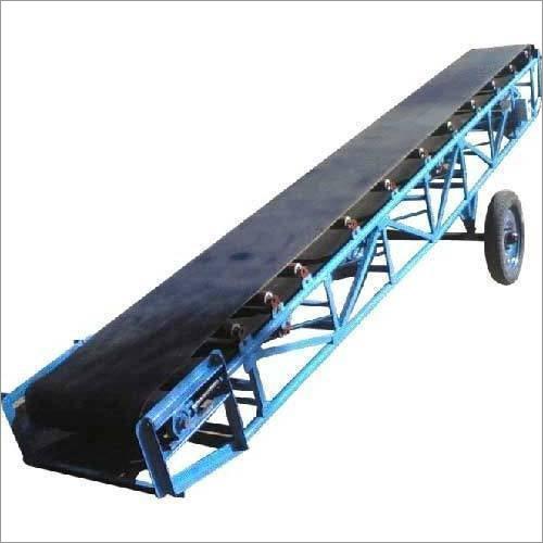 Damber Plant Conveyor Belt