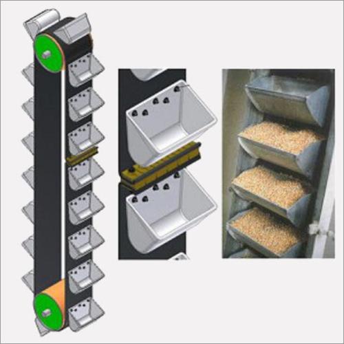 Elevator Bucket Conveyor Belts