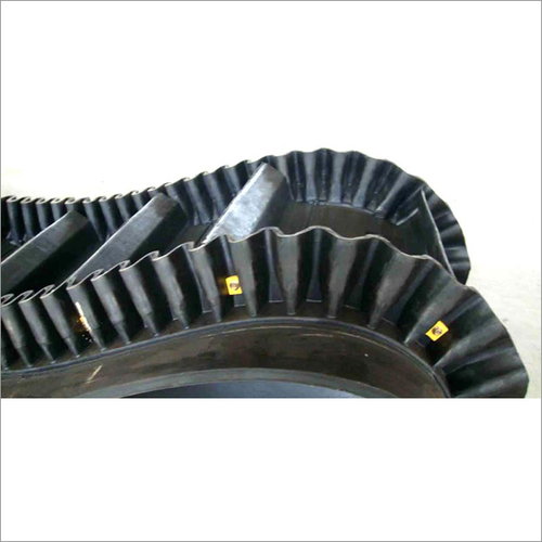 Rubber Sidewall Cleated Belts