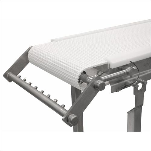 White Hygienic Conveyor Belt
