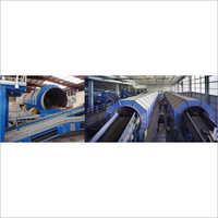 Municipal Waste Handling Conveyor Belt