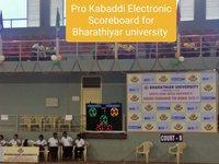 Kabbadi Scoreboard
