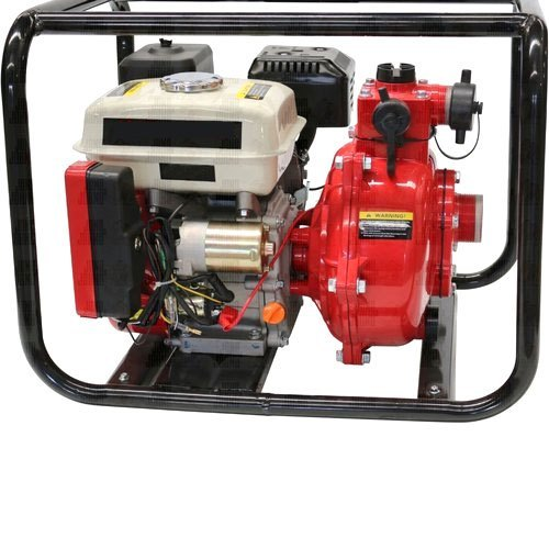 Electric Start Twin Impeller Water Engine