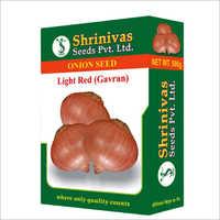 Light Red Gavran Onion Seed