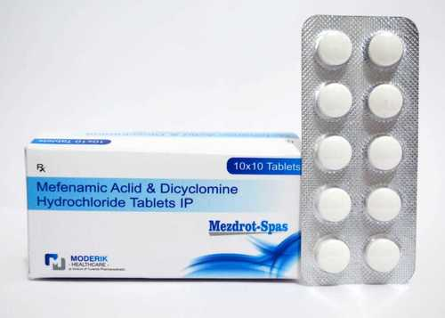 MEZDROT SPAS Tablets