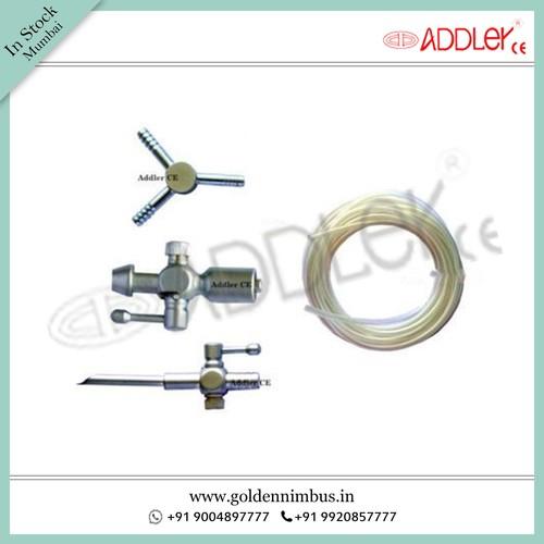 ADDLER Turp Irrigation Tubing Set Accessories