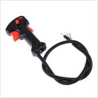 Brush Cutter Right Switch Handle