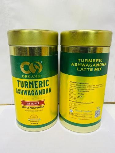 CO Turmeric Ashwagandha Powder