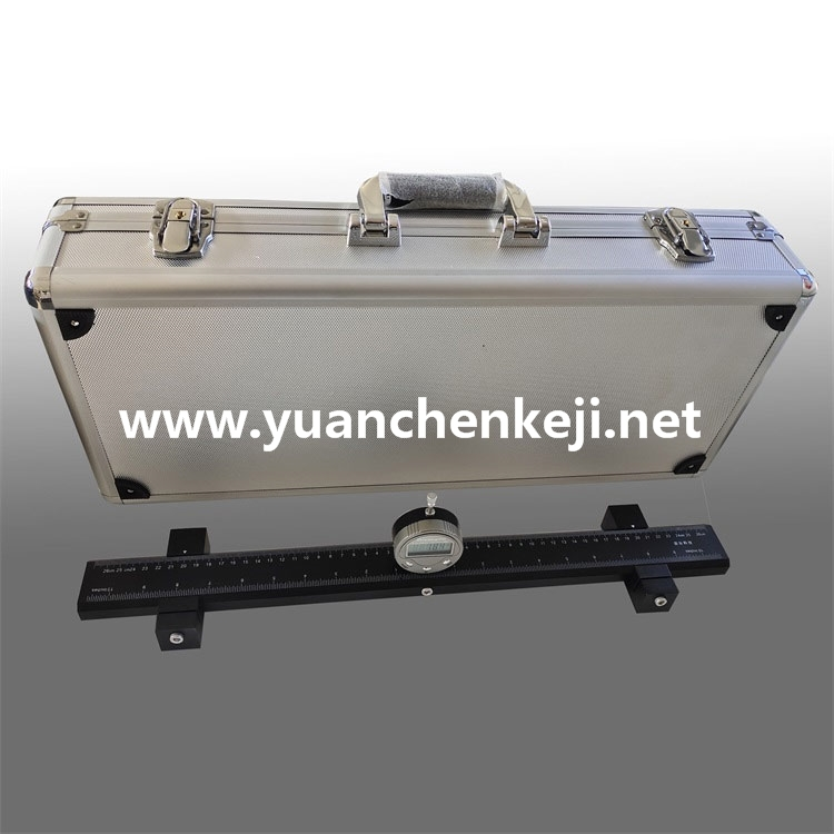 Flatness Inspection Method Of Tempered Glass