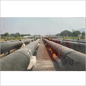 Pipe Line And Structural Work Fabrication Service