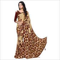 Ladies Designer Stone Work Saree