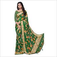 Ladies Party Wear Designer Saree