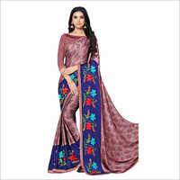 Ladies Designer Wedding Saree