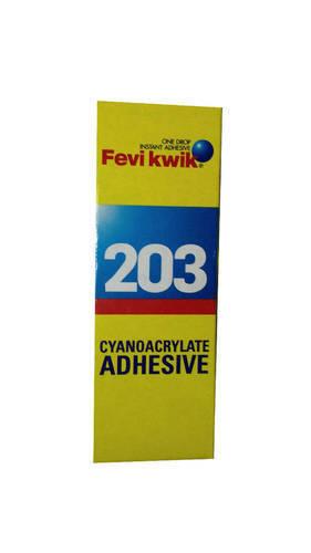 Fevi kwik Cyanoacrylate Adhesive