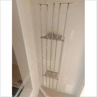 SS  Ceiling Mounting Cloth Drying Hangers