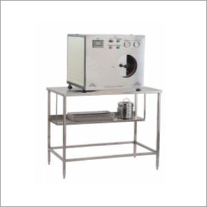 Steri Table Top Semi Automatic Steam Sterliser