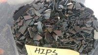 HIPS Regrind Black Washed
