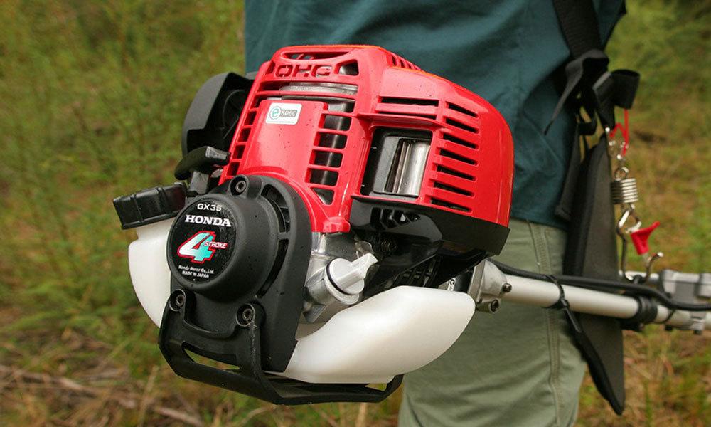 Honda Gx35, X-800 Mori Brush Cutter, 1.5 HP, 4 Stroke ( Taiwan )