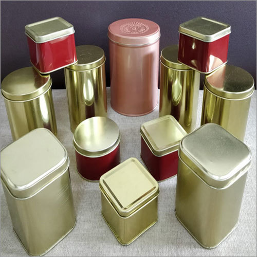 Food Color Cans