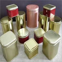 Food Colour Cans