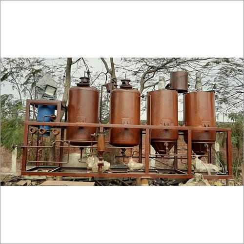 Batch Refineing Plant