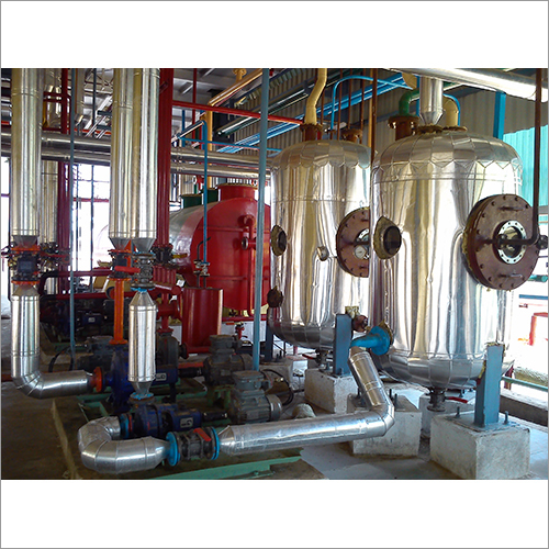 Distillation Plants