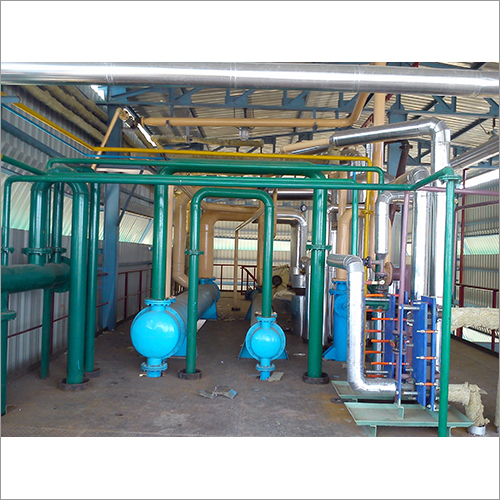 Mechenical Extraction Plant