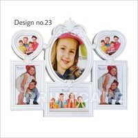 Fancy Collage Photo Frame