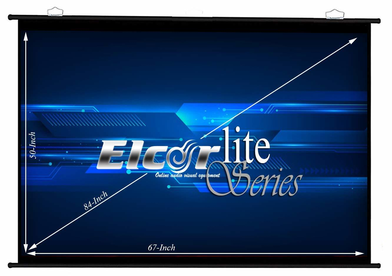 Elcor Lite Series Map Type Projector Screen