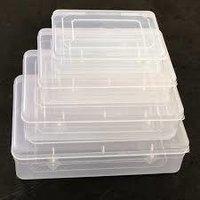 PLASTIC FOOD BOX
