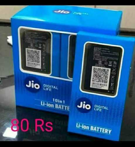 Jio battery
