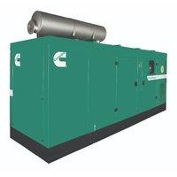 Cummins 300 kVA Three Phase Silent Diesel Generator