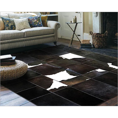 Living Room Leather Carpet