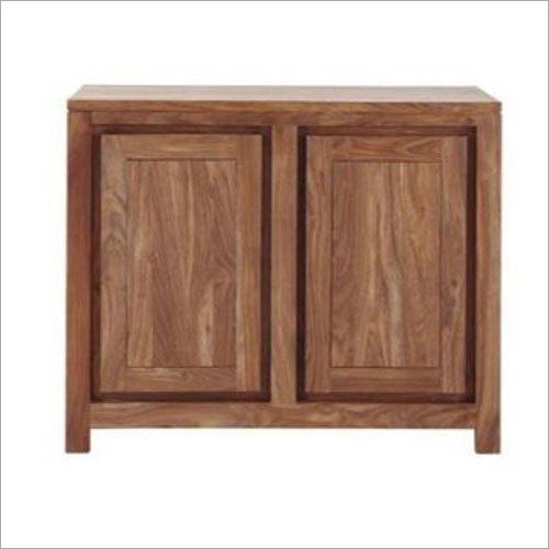 Wooden Cliff Sheesham 2 Door Cabinet