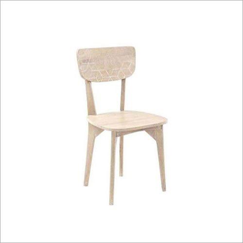 Wooden Alvira Mango Wooden Chair