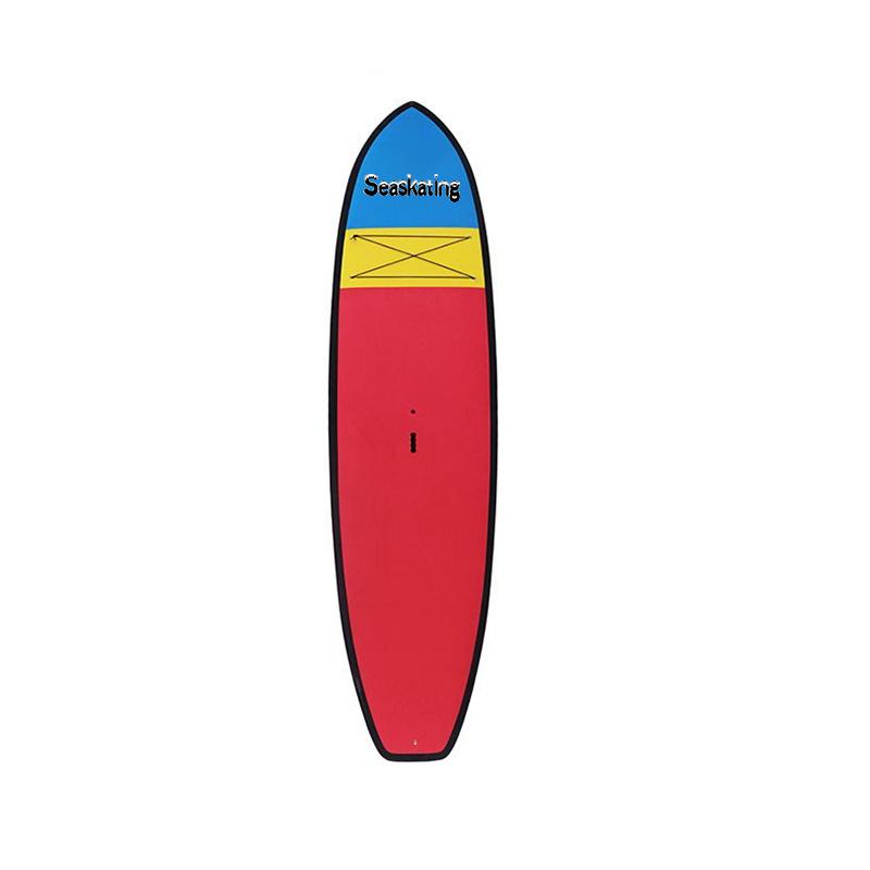 11 SUP EPS Foam Surfboard Fish Tail Top Board Long Board