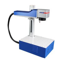 20w Ultra-light Portable Fiber Laser Marking Machine Laser Marker