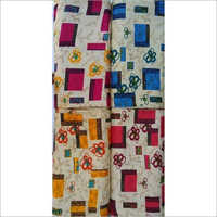 Printed Rayon Fabric For Kurtis