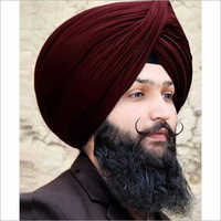 Plain Punjabi Turban Cloth
