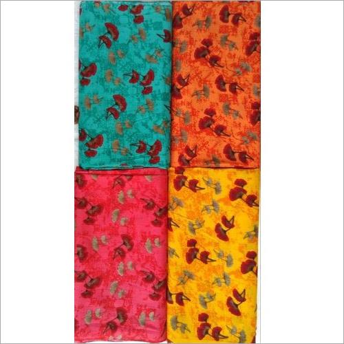 Designer Print Cotton Fabric