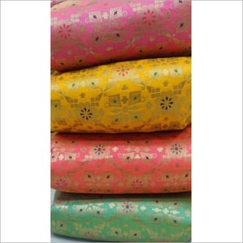 Two Tone Jacquard Fabric